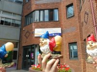 Wistaston mooning gnomes row sparks UK campaign to save cheeky chaps