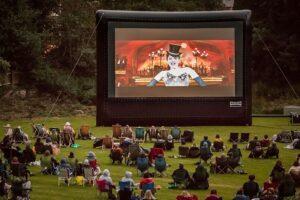 Snugburys near Nantwich to stage open air cinema screenings