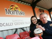Shavington soccer centre given funding boost by Mornflake