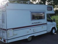 Family appeal after motorhome stolen from Nantwich car park