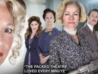 "Review: Agatha Christie's ""A Murder is Announced"" at Crewe Lyceum"