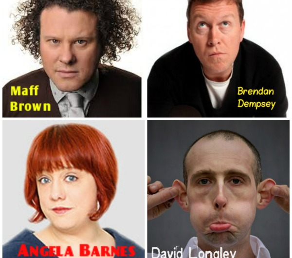 nantwich best in stand up comedy november 2014