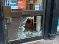 Nantwich Bookshop thief steals tips and charity boxes