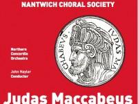 Nantwich Choral Society line up Judas Maccabeus concert