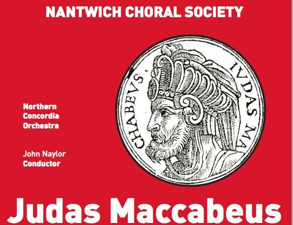 nantwich choral society's Judas Maccabeus