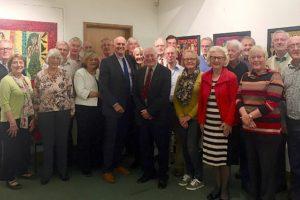 Nantwich Civic Society celebrates 50th anniversary