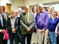 Nantwich Civic Society shows off town's sites to Lancaster visitors