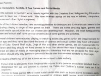Council backs Nantwich headteachers over 18-rated video games letter