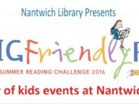 Nantwich Library to stage summer of events in school holidays