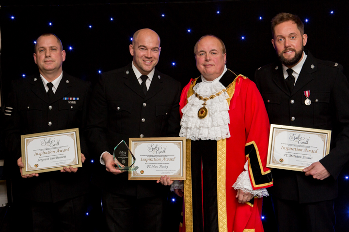 nantwich police salt of the earth