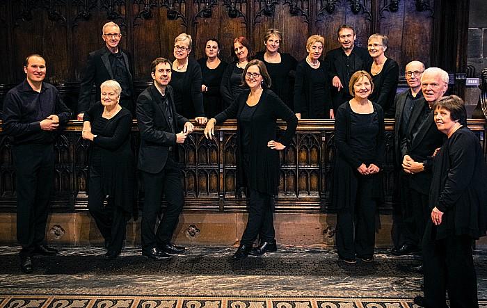 nantwich singers, christmas carols show
