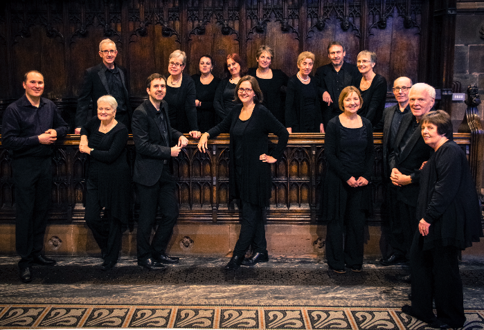 nantwich singers, Mass concert with young choir