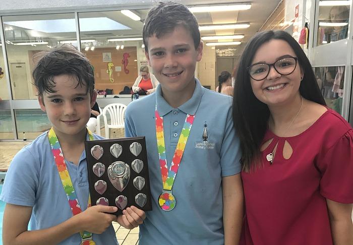 nantwich swimming gala, Sound & District winners