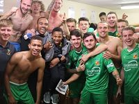 Nantwich Town reach FA Cup 1st Round after win over King's Lynn