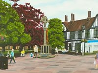"""Study of Nantwich"" exhibition opens at Nantwich Museum"