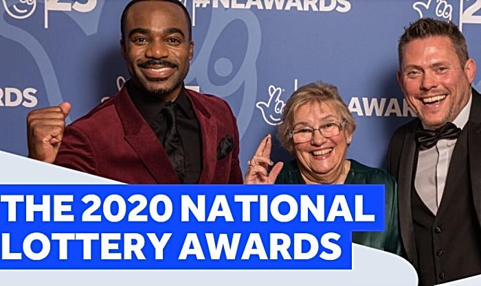 national lottery award