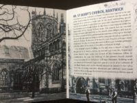 Nantwich History Tour book unveiled by Paul Hurley