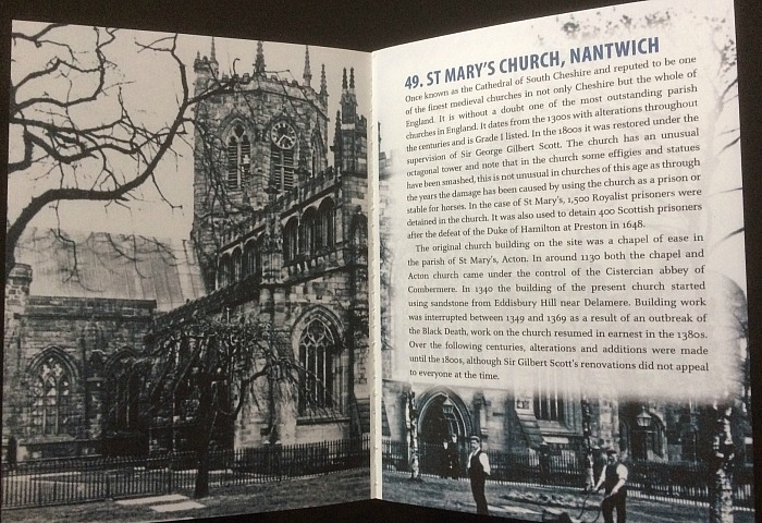new Nantwich book