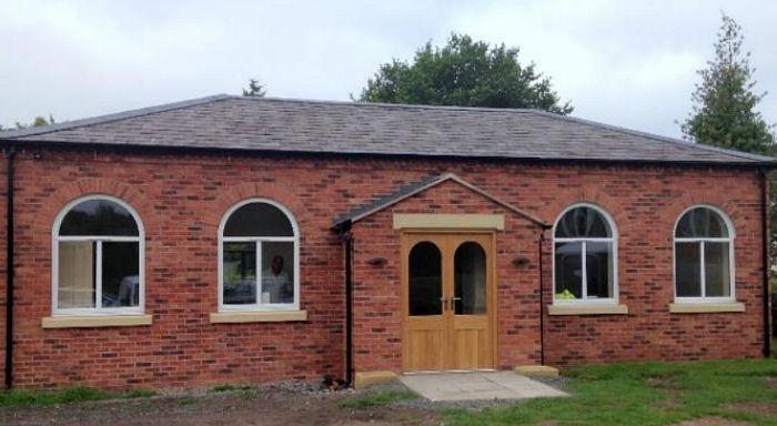 new broomhall and sound community room