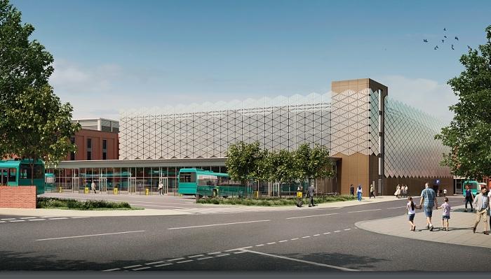 new bus station royal arcade plan