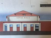 Nantwich Civic Hall project backed by councillors despite rising costs