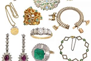 Perfect time to sell your old jewellery at auction, says Peter Wilson expert