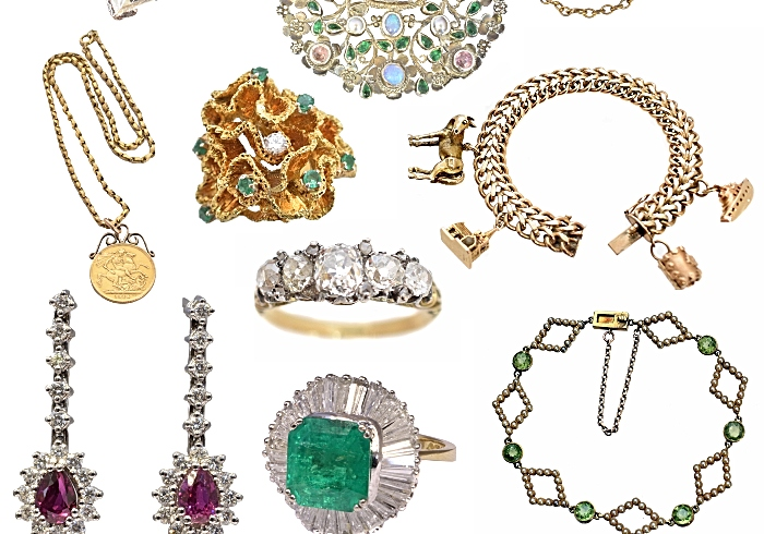 nov FA jewellery - auction