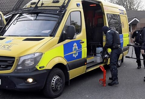 Cheshire Police make Crewe arrests in drugs crime crackdown