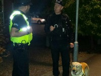 Operation Taro drugs dog targets Nantwich revellers
