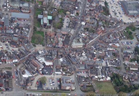 Nantwich town centre development zone 'widened' under Local Plan strategy
