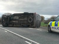 A51 closed after serious accident near Reaseheath, Nantwich
