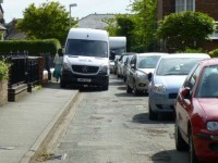 South Crofts residents meet highways chiefs to resolve parking hell