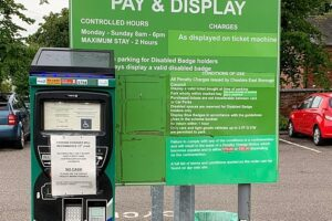 """READER'S LETTER: Crewe shoppers and visitors """"ripped off"""" by CEC"""