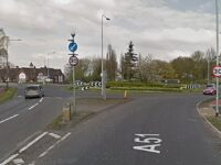 Police appeal after cyclist and HGV collision in Willaston