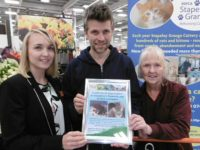 £5,000 pet food donated to RSPCA Stapeley in Nantwich