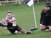 Crewe & Nantwich Ladies beat Leigh 32-12