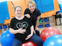 Pilates classes prove hit on Nantwich business park