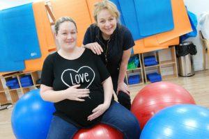 Pilates classes prove hit on Nantwich business park