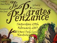 Nantwich Singers appeal to Gilbert and Sullivan fans