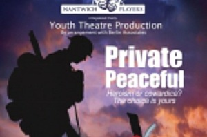 "Review: ""Private Peaceful"" by Nantwich Players Youth Theatre"
