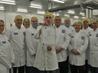 Reaseheath College food centre earns global recognition