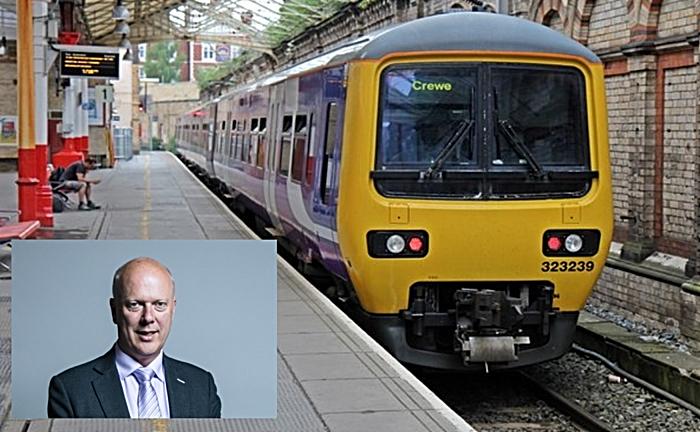 rail chaos + chris grayling, petition