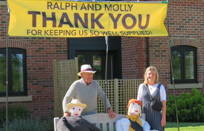 ralph and molly audlem praise