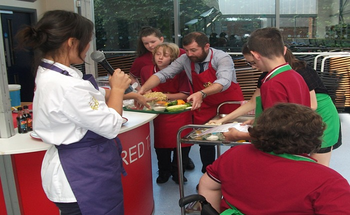 ready steady cook at malbank