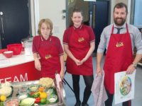 Malbank School students show kitchen skills in Ready Steady Cook contest