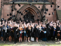 Reaseheath College students celebrate graduation success