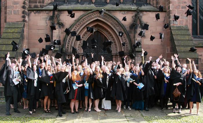 reaseheath graduation