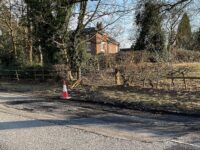 Busy Newcastle Road in Nantwich closed for two days for repairs