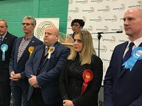 GENERAL ELECTION: Crewe & Nantwich, Kieran Mullan win for Conservatives