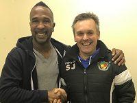 Nantwich Town sign former Stoke City favourite Ricardo Fuller
